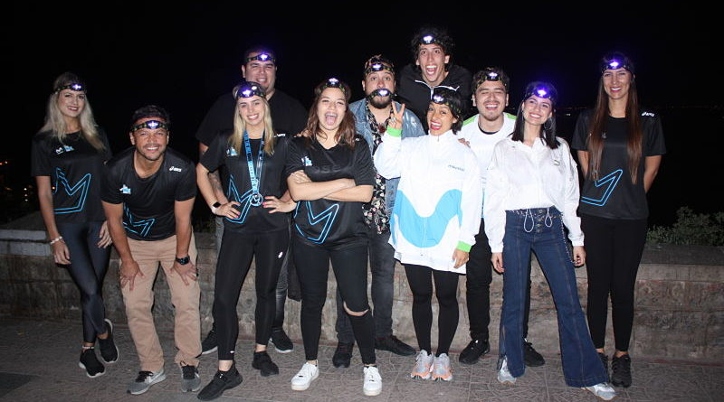 Movistar Lima Night Run 2018 se realizará este 17 de Noviembre