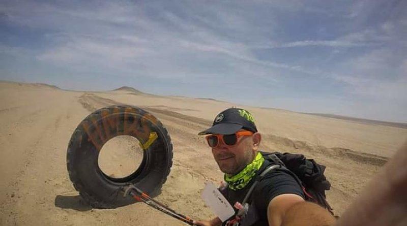 Half Marathon Des Sables – Beduinos en Paracas