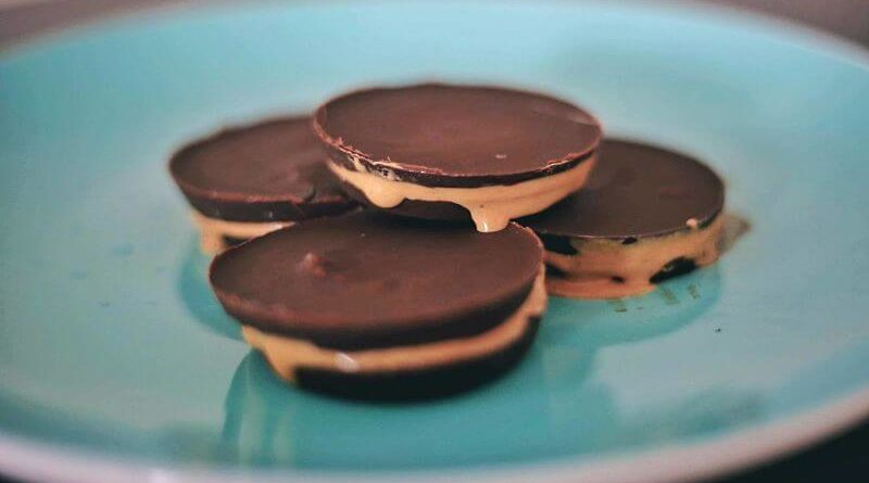 Receta: Reese's Saludables [Video]