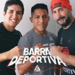 """Barra Deportiva: Entrevista a Enrique """"El Fuerte"""" Barzola"""
