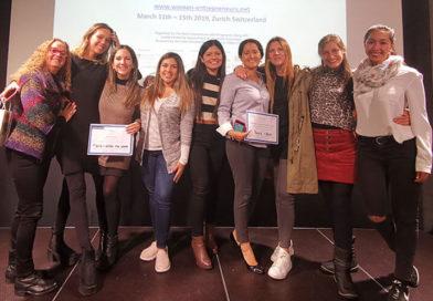 Fitness Pass participó en la competencia internacional de startups en Zúrich, Suiza