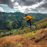 Downhill: Sebastián Alfaro va por un nuevo título Panamericano en Argentina
