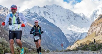 Ultra Trail Cordillera Blanca se realizará este 30 de Junio