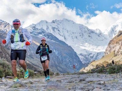 Ultra Trail Cordillera Blanca 2019 @ Huaraz, Ancash. Perú