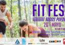 Fit Fest regresa con su cuarta edición este 26 de Mayo