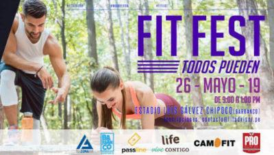 Fit Fest 2019 - 4ta Edición @ Estadio Luis Galvez Chipoco