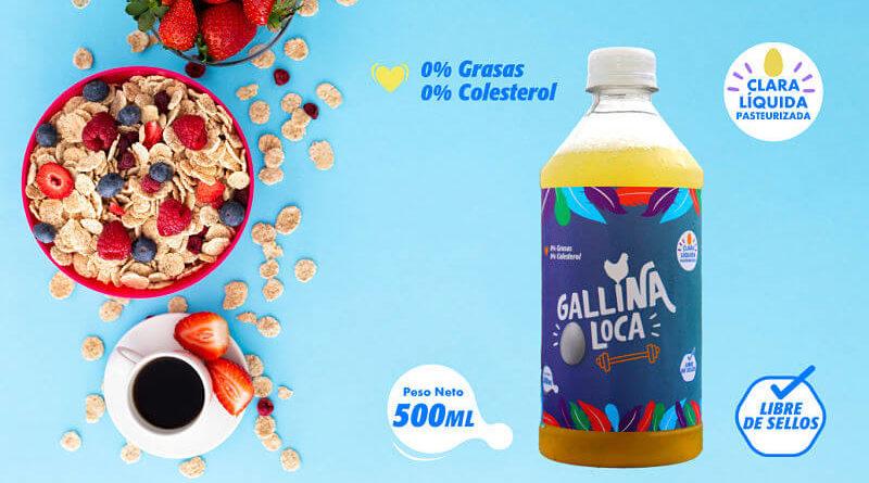 Gallina Loca: Vive fácil y saludable