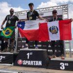 El Perú dijo presente en el Campeonato Sudamericano de Spartan Race