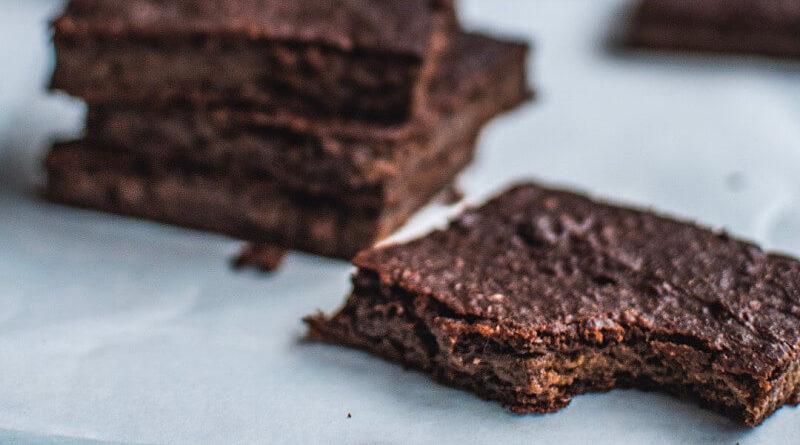 Receta: Brownies de camote sin gluten