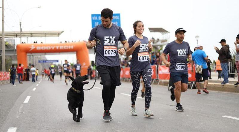 Carrera Bodytech convocó a más de 1,500 corredores en los Domos de San Miguel