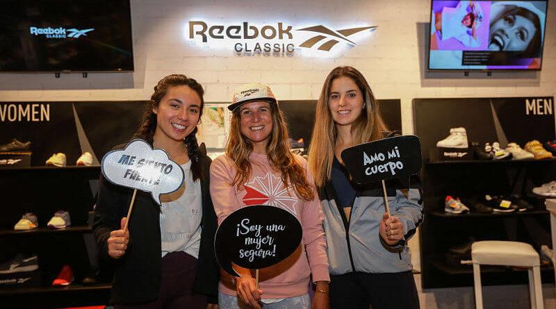 Reebok organizó conversatorio: Ejercicios que cambian vidas