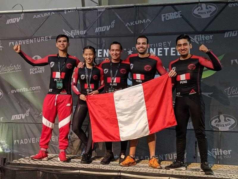 Team Inka Challenge - OCR World Championships 2019