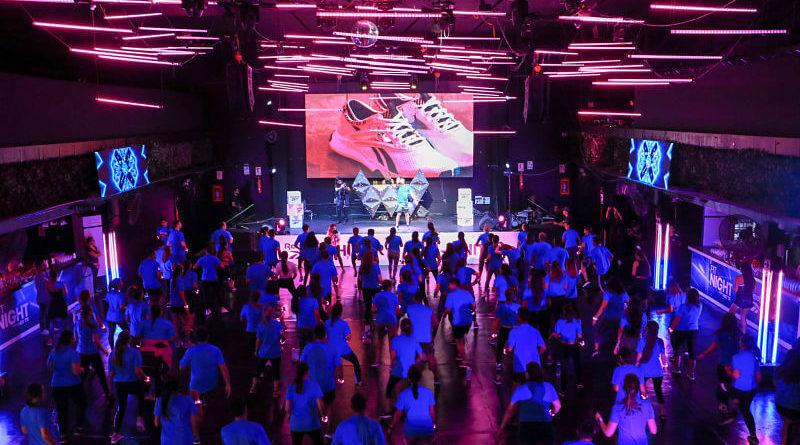 Reebok Fit Night: Un HIIT Masterclass que reunió a decenas de deportistas en el Centro de Convenciones de Barranco