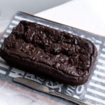 Receta: Cake de plátano y chocolate saludable