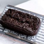 Receta: Cake de plátano y chocolate saludable