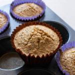 Receta: Muffins de limón y chia