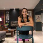 Rutina de glúteos y piernas en casa