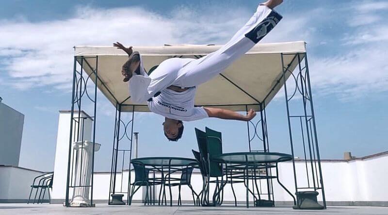 Capoeira: Movimientos básicos